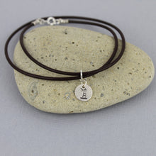 Load image into Gallery viewer, Lighthouse Leather Bracelet