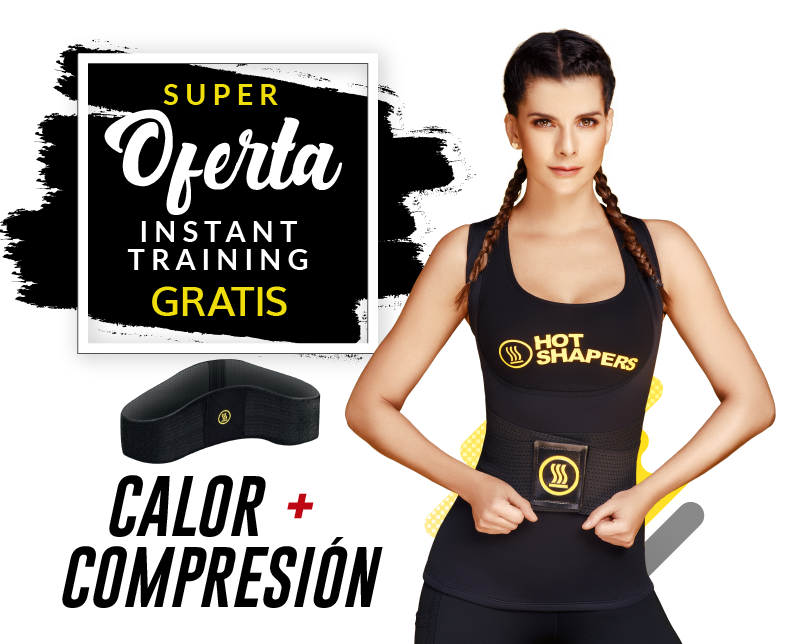SUPER Oferta INSTANT TRAINING GRATIS | CALOR + COMPRESIÓN