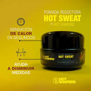 Pomada reductora Hot Sweat