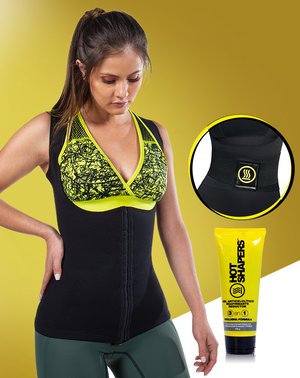 Cami Broches + Instant Training + Gel