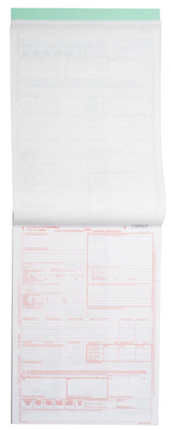 Carnet CMR Lettre de Voiture Internationale