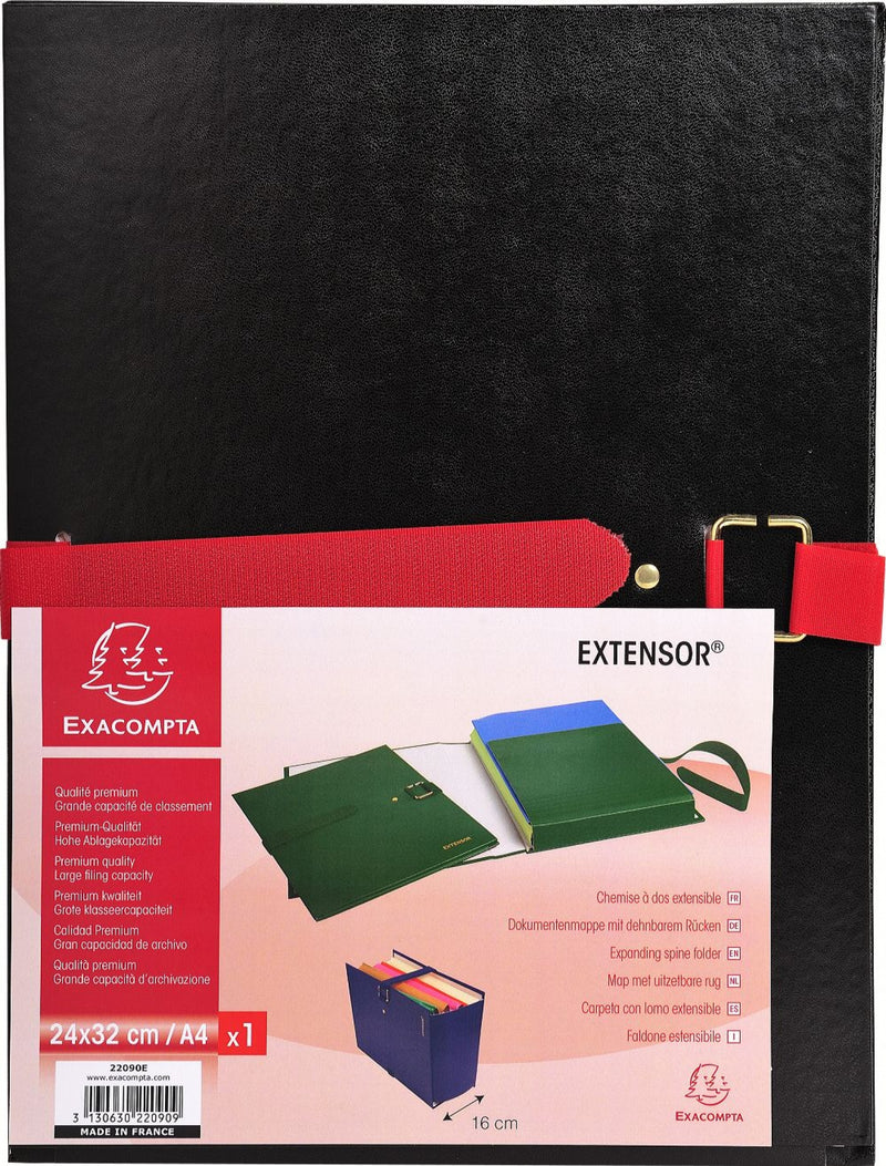 Chemise dos extensible Extensor EXACOMPTA ® 4