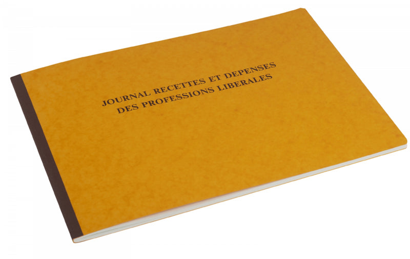 Brochure Journal Professions Libérales EXACOMPTA ® 1