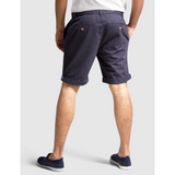 CHINO SHORTS NAVY BLUE – REGULAR FIT