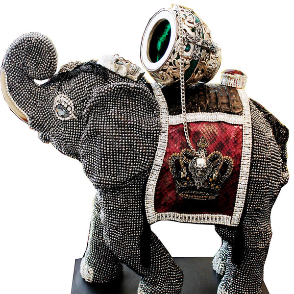 Blinged Elephant