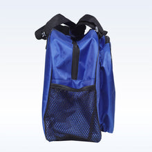 Load image into Gallery viewer, Cobalt Blue Pickleball Duffel Bag