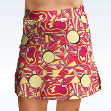 Load image into Gallery viewer, Golf Bella Angle Shot Straight Skort
