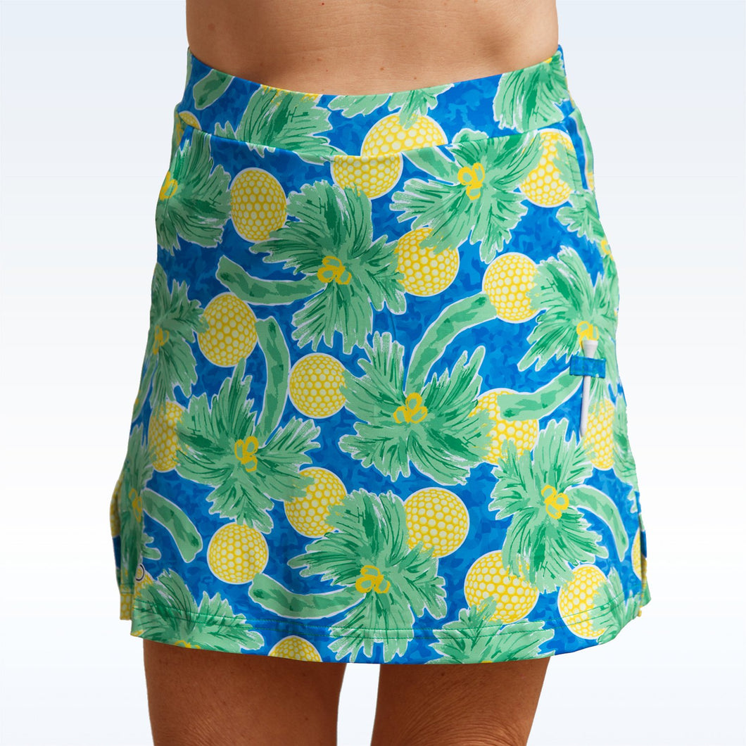 Golf Bella Palms Straight Skort