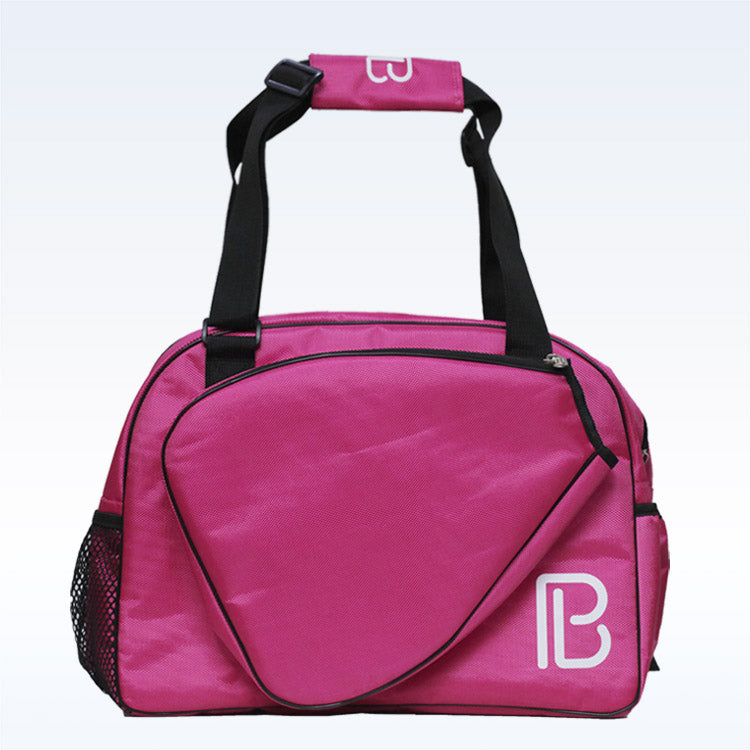 Raspberry Pink Pickleball Duffel Bag
