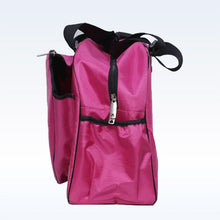 Load image into Gallery viewer, Raspberry Pink Pickleball Duffel Bag