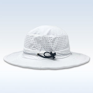 White Bucket-Boonie Hat