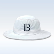 Load image into Gallery viewer, White Bucket-Boonie Hat