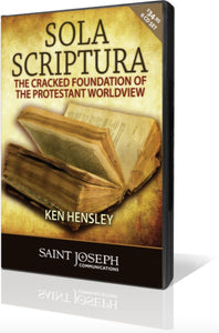 Sola Scriptura: Cracked Foundation of the Protestant Worldview, Part VI: Sola Scriptura is Illogical