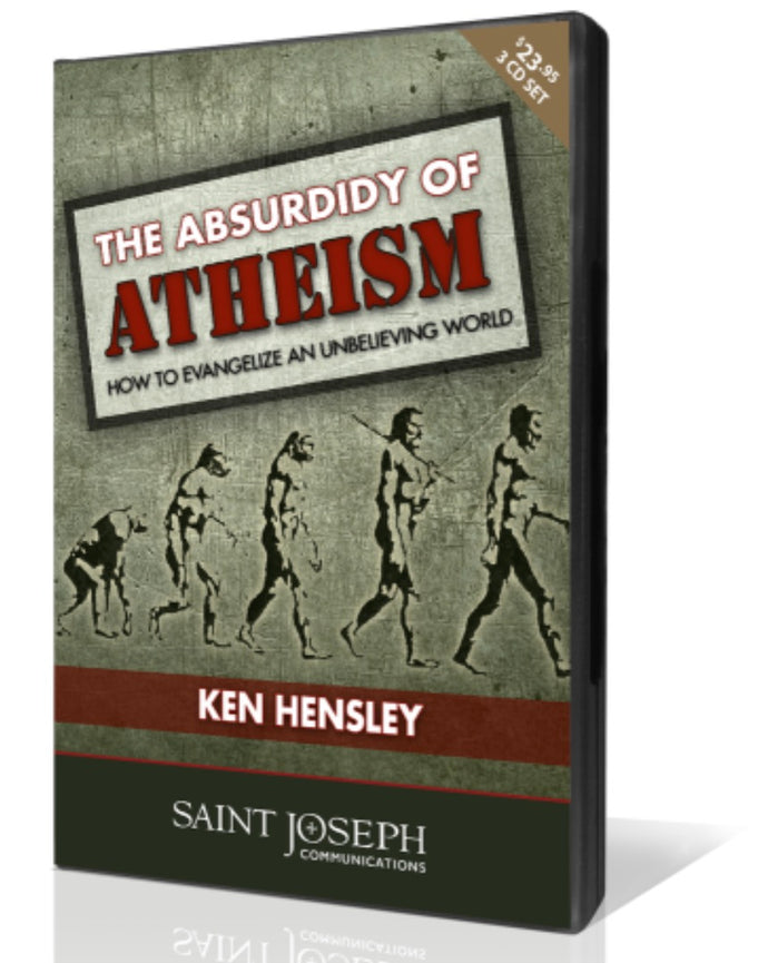The Absurdity of Atheism, Part III: The Problem of Mind