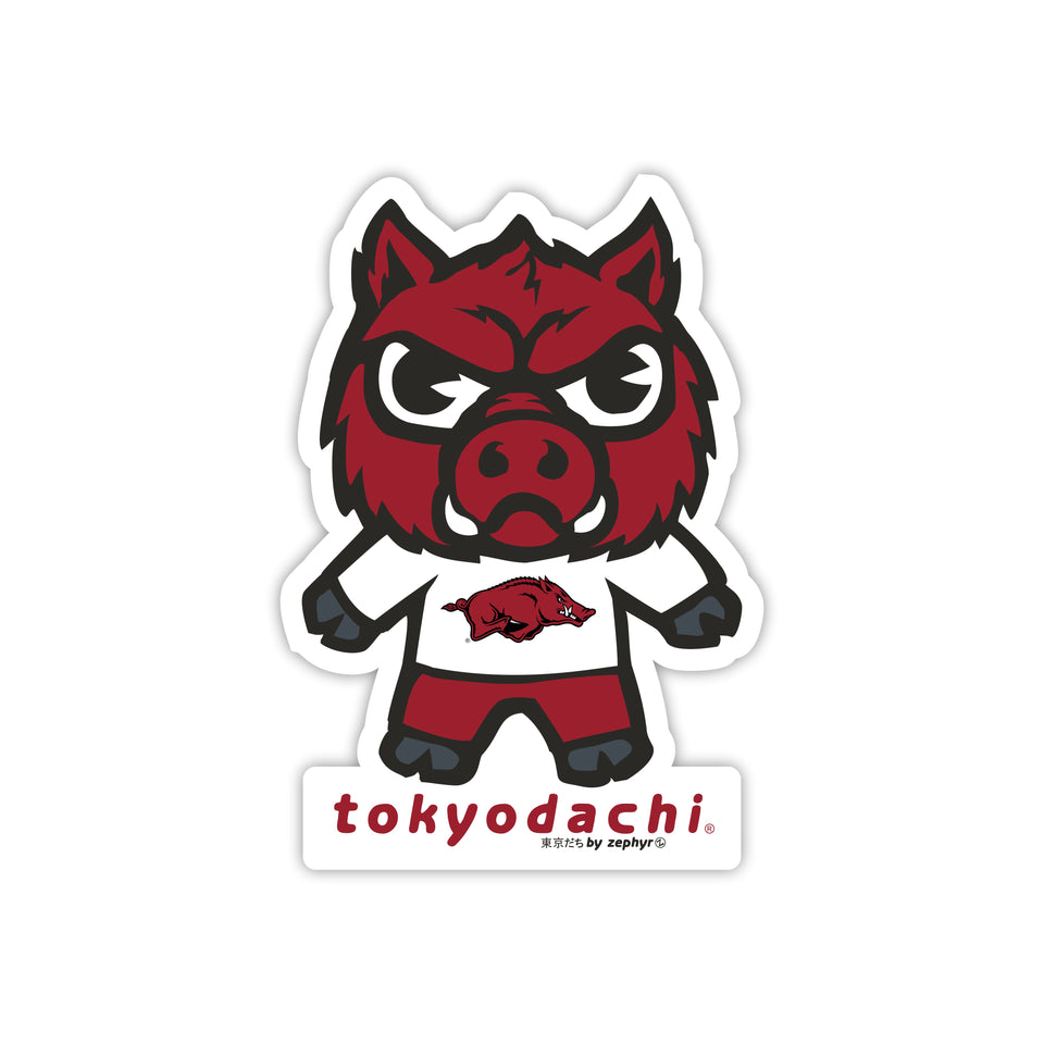 Arkansas  Sticker - tokyodachi