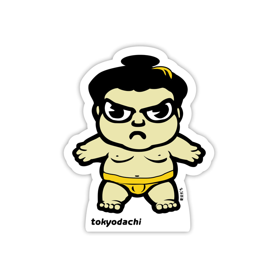 Moobs Sticker - tokyodachi