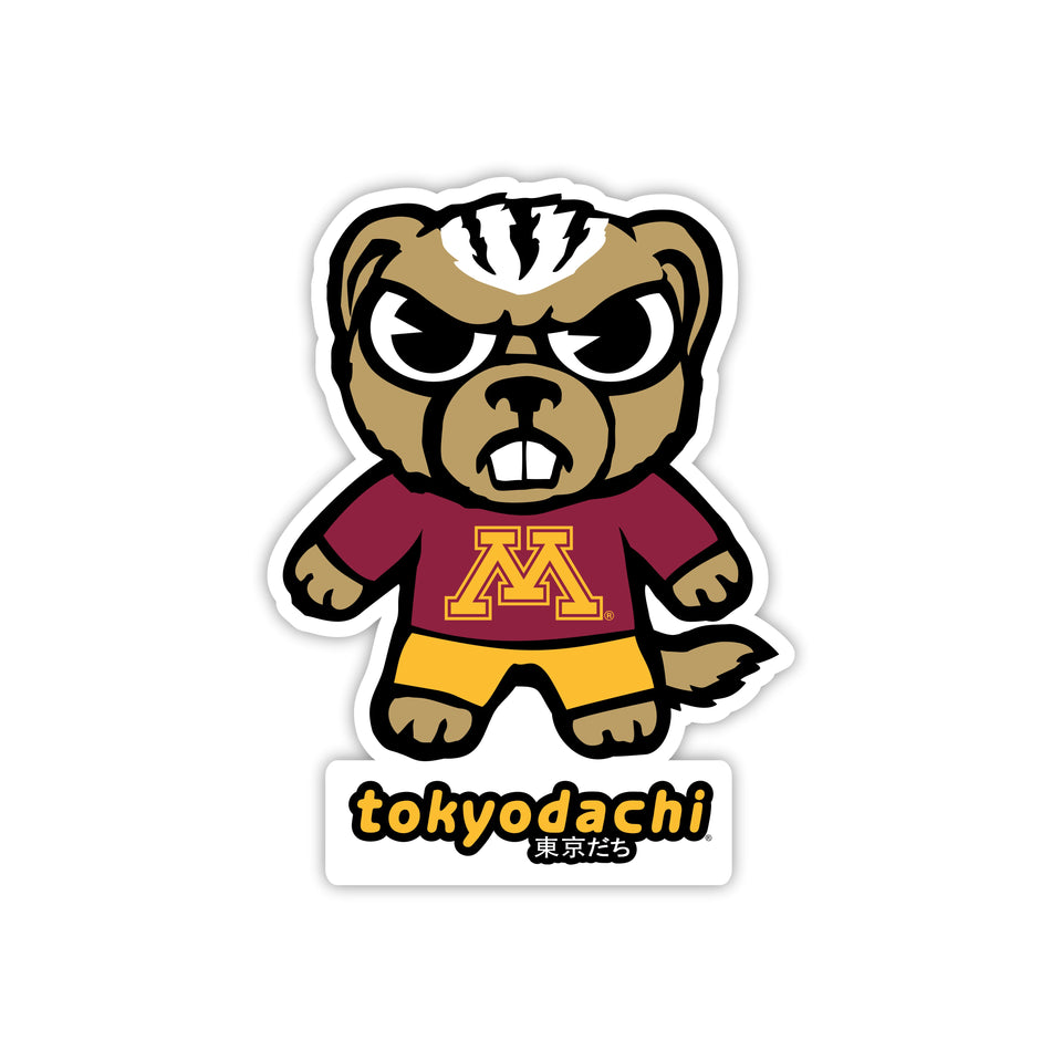 Minnesota  Sticker - tokyodachi