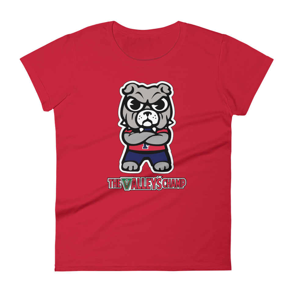 Fresno State Valley's Champ Women's T-Shirt - tokyodachi