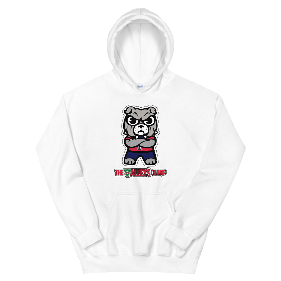 Fresno State Valley's Champ Unisex Hoodie - tokyodachi