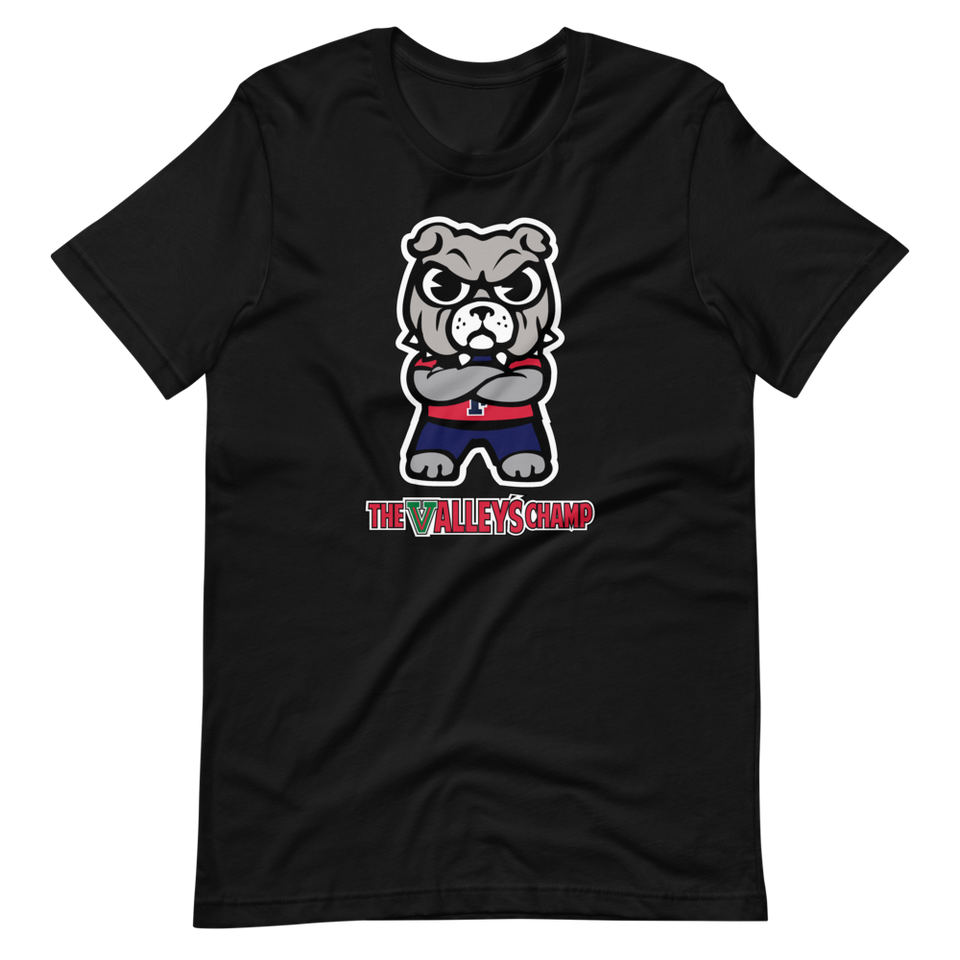 Fresno State Valley's Champ Unisex T-Shirt - tokyodachi