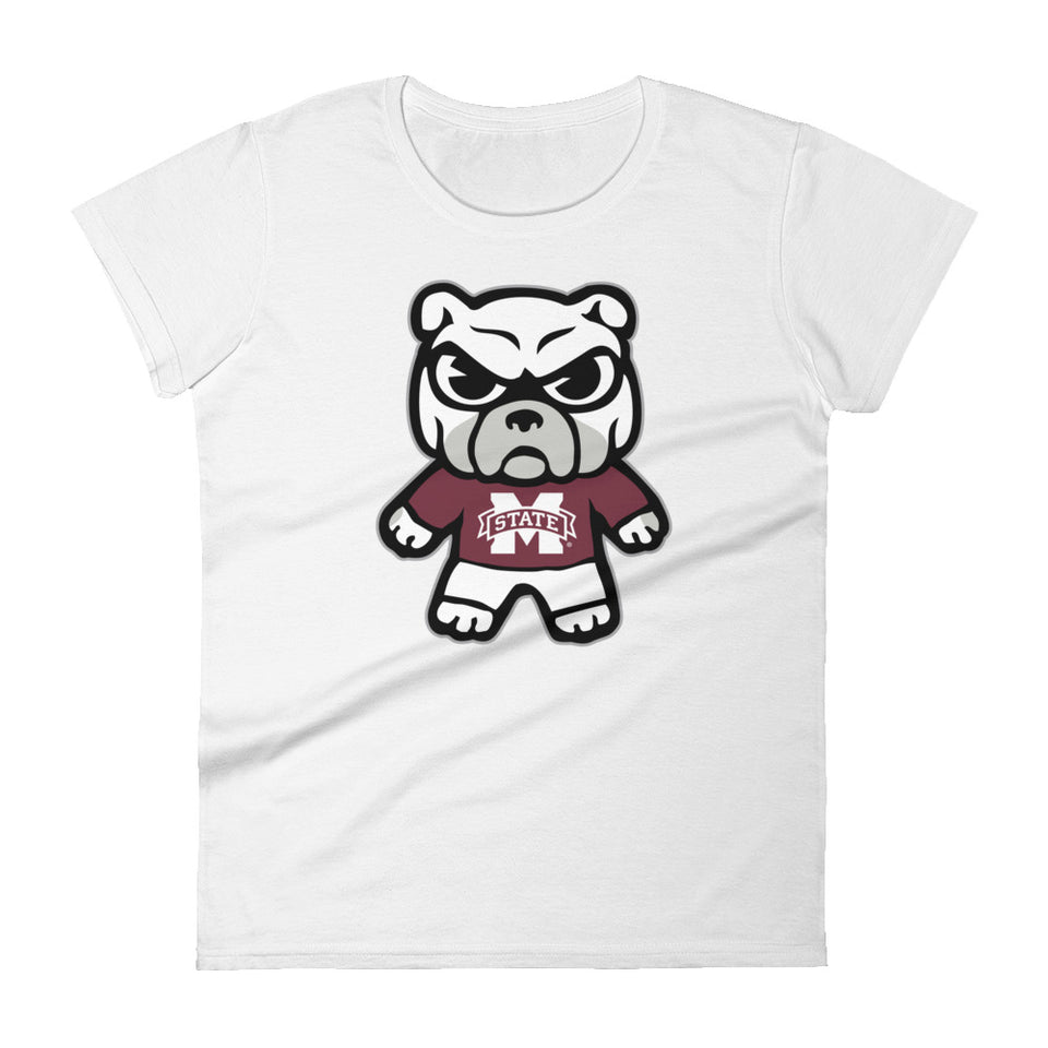 Mississippi State Women's T-Shirt - tokyodachi