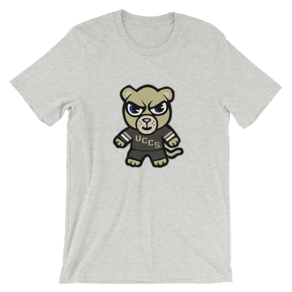 UC Colorado Springs Unisex T-Shirt - tokyodachi