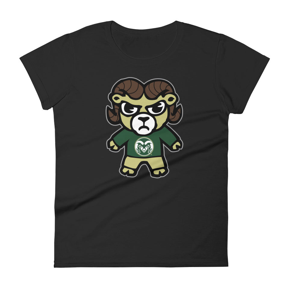 Colorado State Women's T-Shirt - tokyodachi