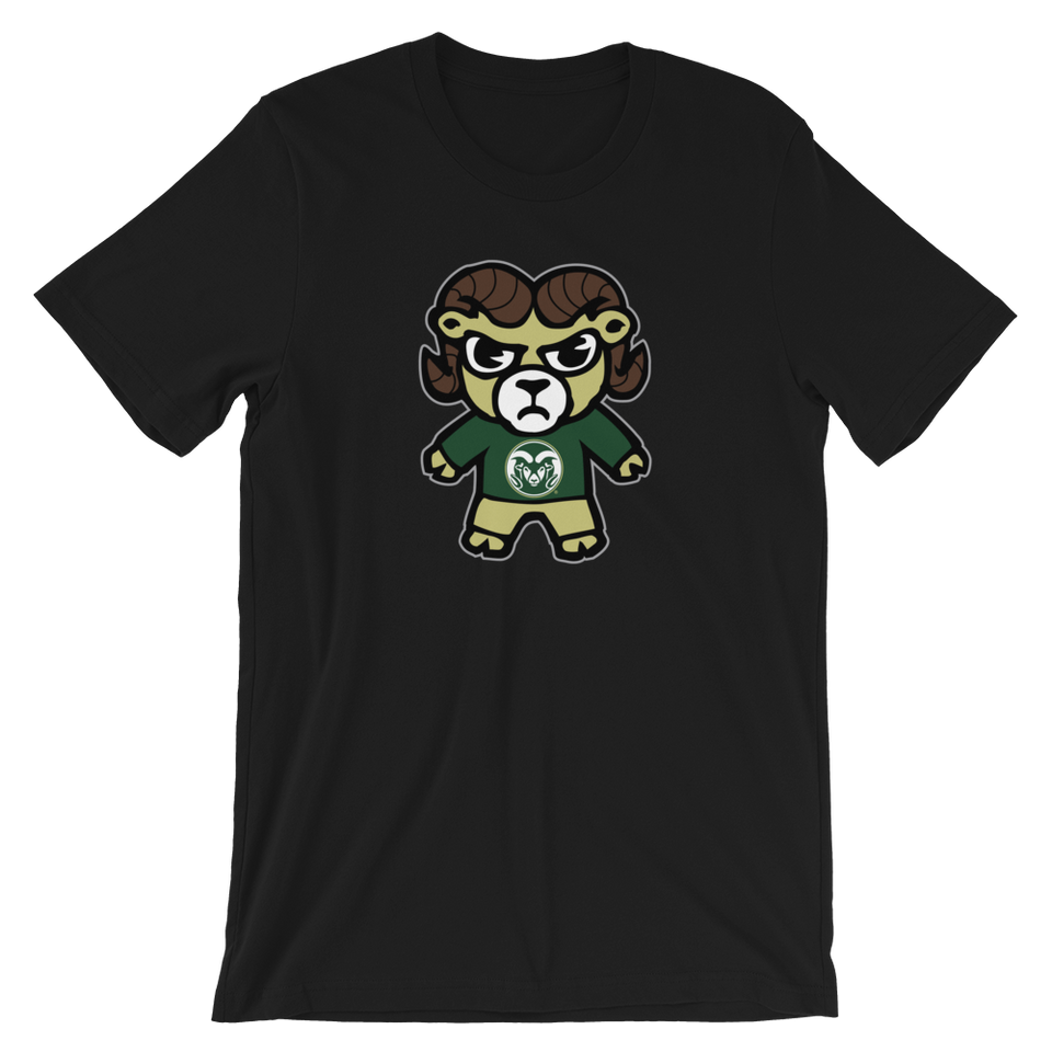 Colorado State Unisex T-Shirt - tokyodachi