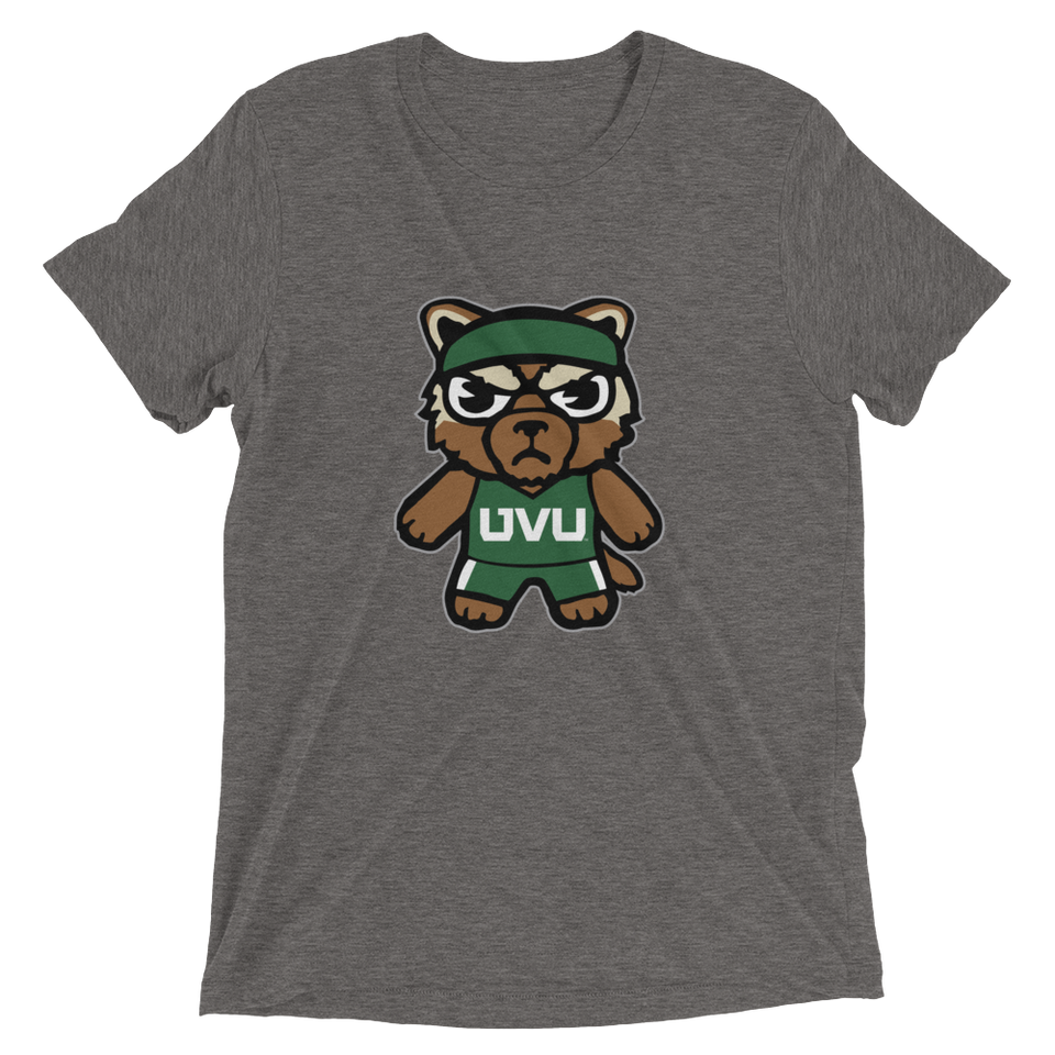 Utah Valley Unisex Tri-Blend T-Shirt - tokyodachi