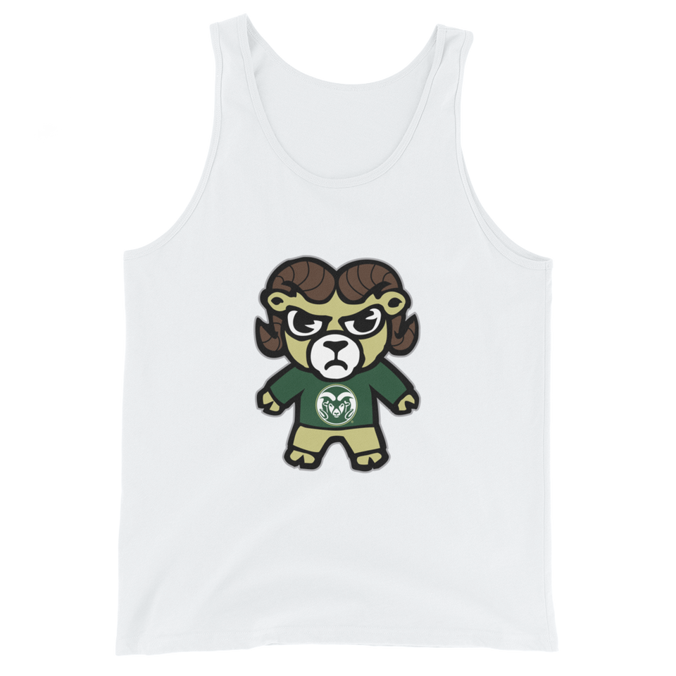 Colorado State Unisex Tank Top - tokyodachi