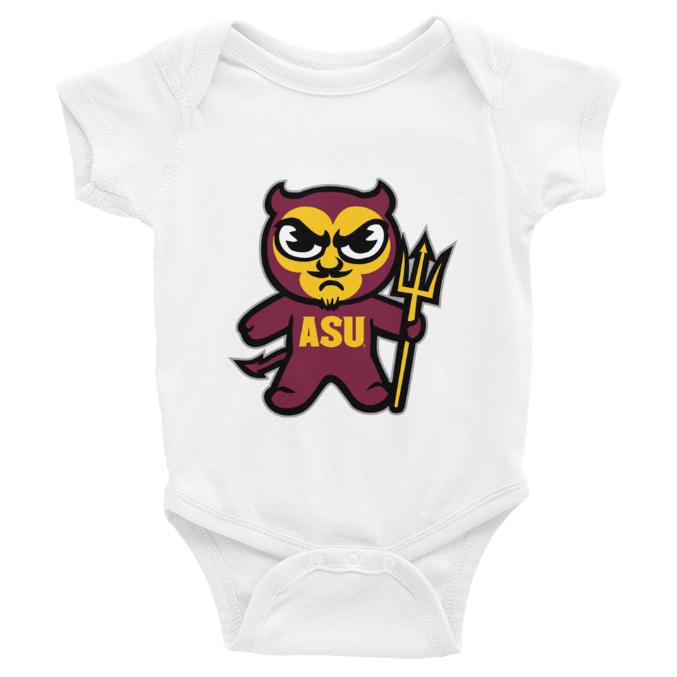 Arizona State Infant Onesie - tokyodachi