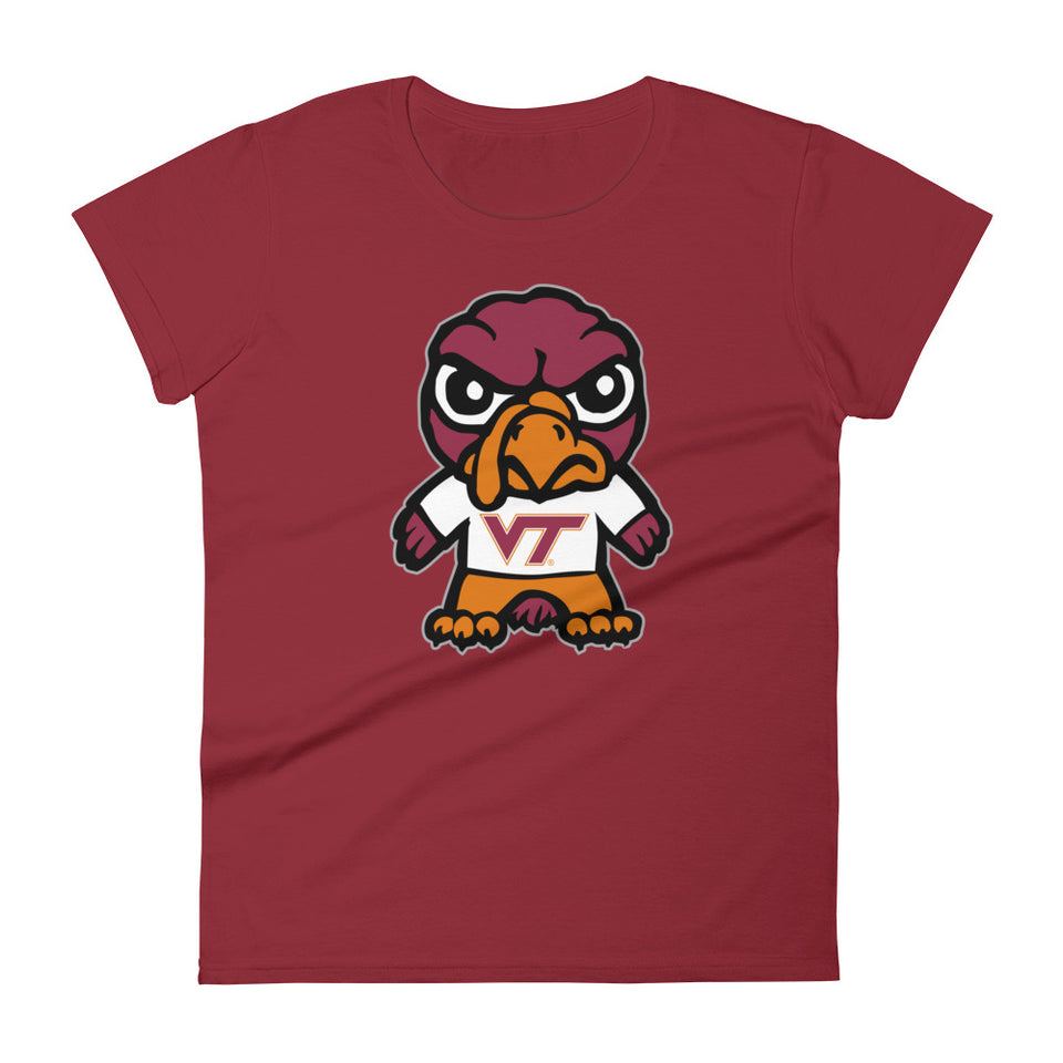 Virginia Tech Women's T-Shirt - tokyodachi