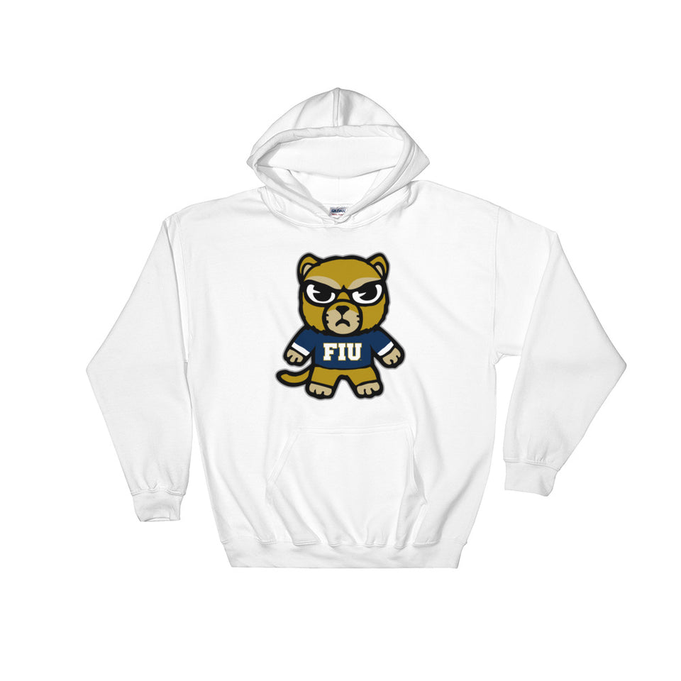 Florida International Unisex Hoodie - tokyodachi