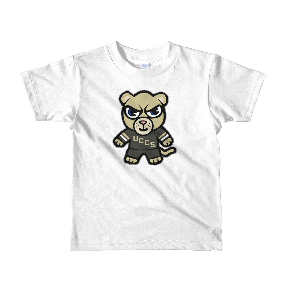 UC Colorado Springs Kids T-Shirt - tokyodachi