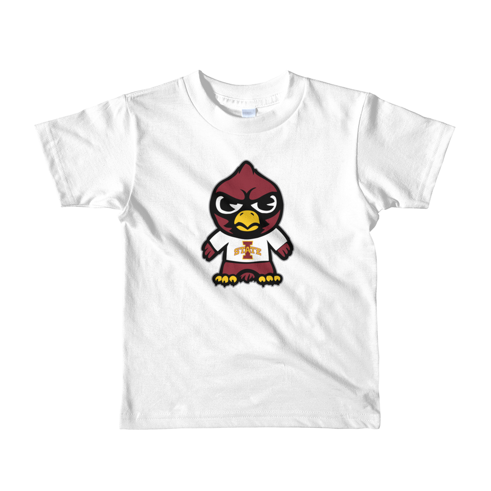 Iowa State Kids T-Shirt - tokyodachi