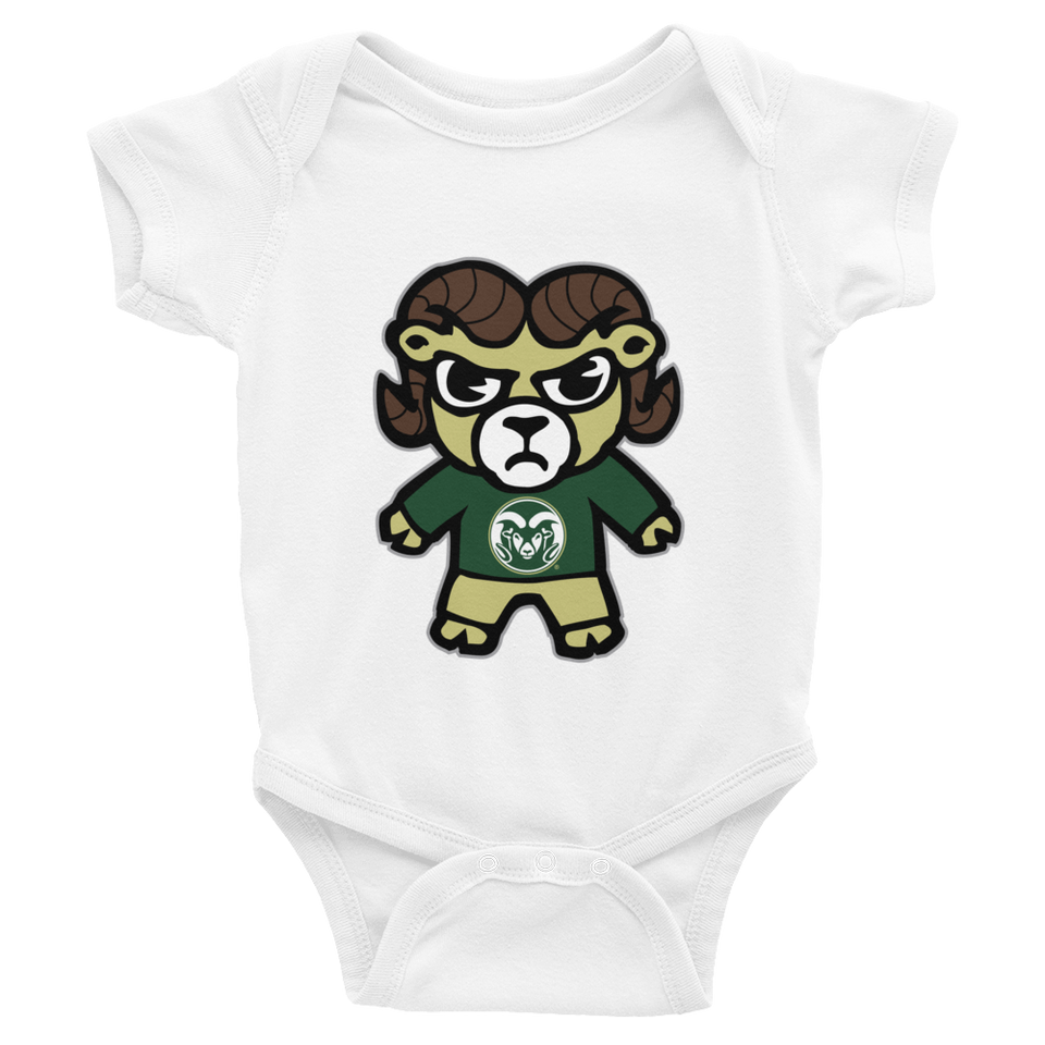 Colorado State Infant Onesie - tokyodachi