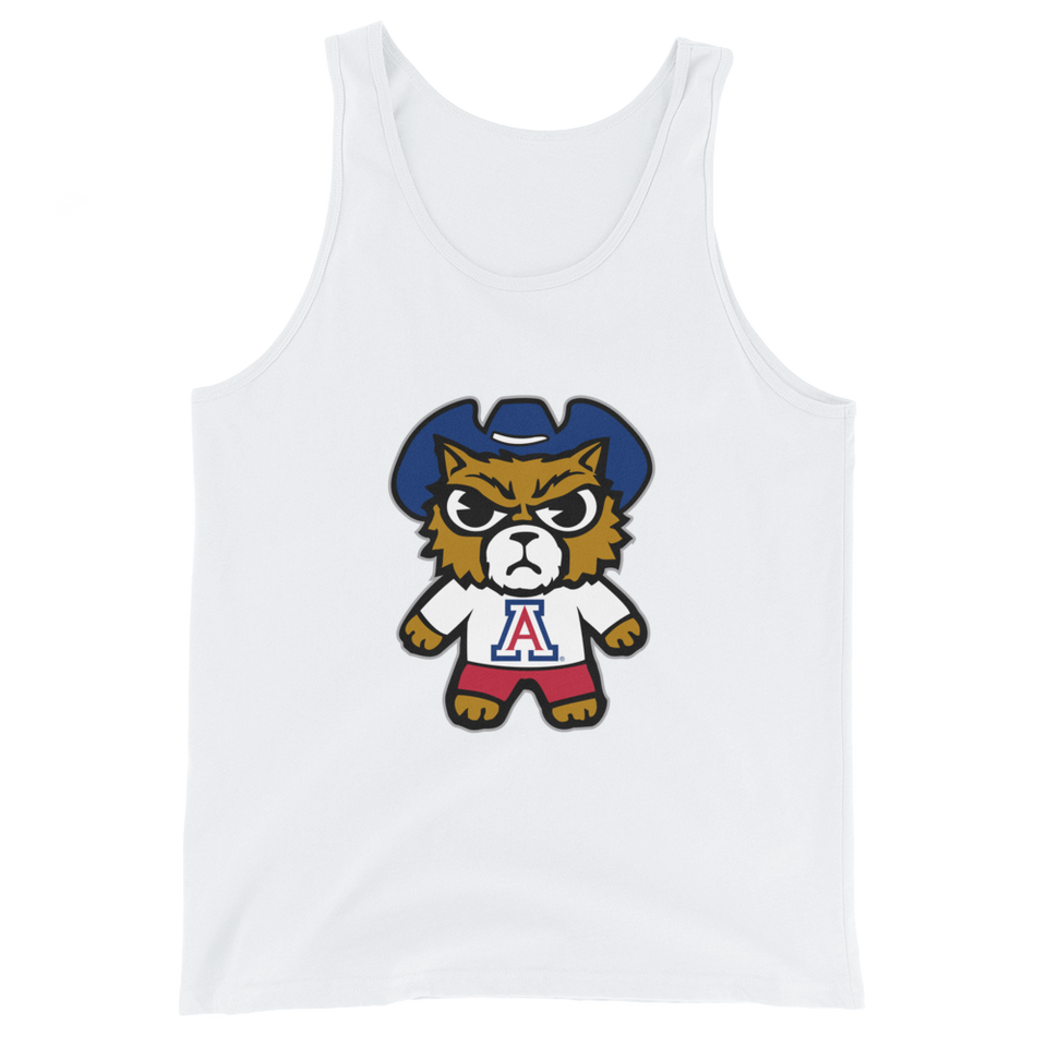 Arizona Unisex Tank Top - tokyodachi