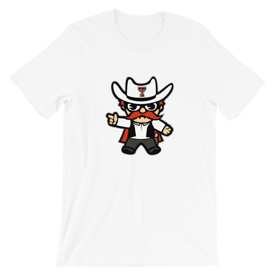 Texas Tech Unisex T-Shirt - tokyodachi