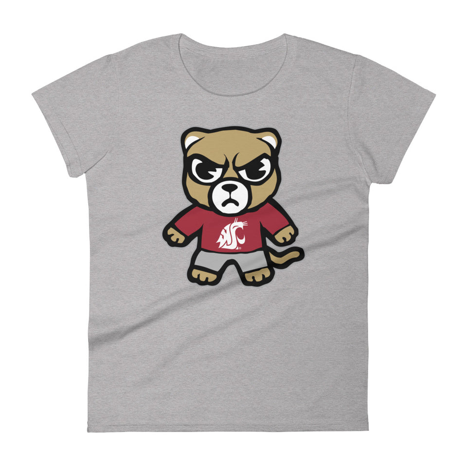 Washington State Women's T-Shirt - tokyodachi