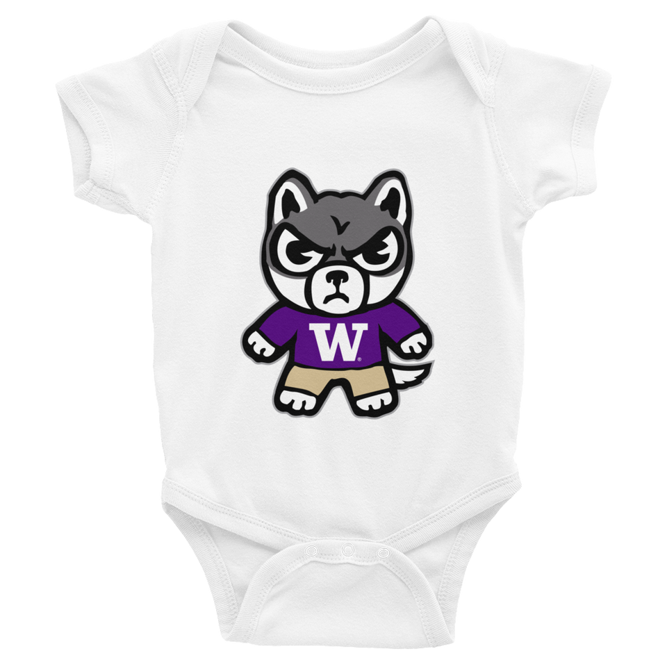 Washington Infant Onesie - tokyodachi
