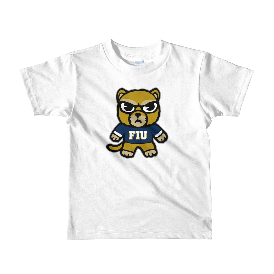 Florida International Kids T-Shirt - tokyodachi