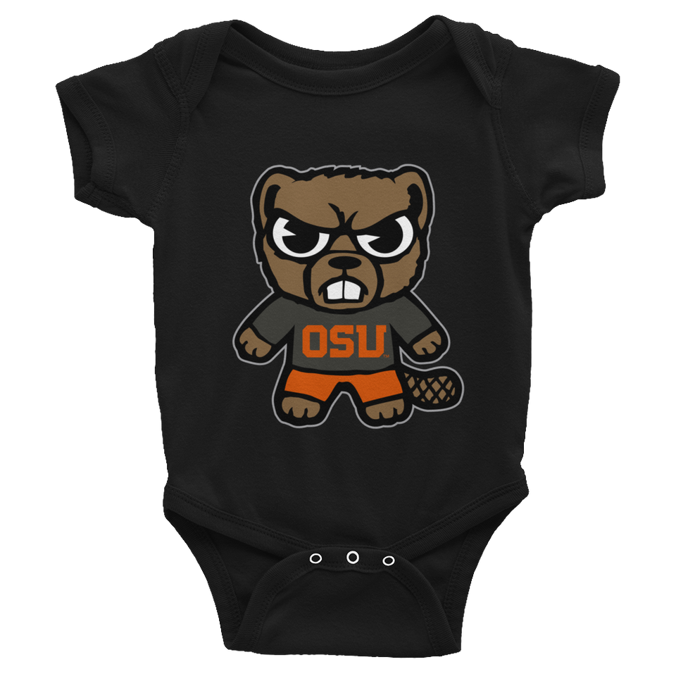 Oregon State Infant Onesie - tokyodachi