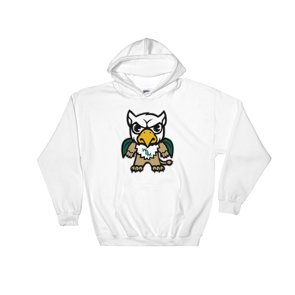 William & Mary Unisex Hoodie - tokyodachi