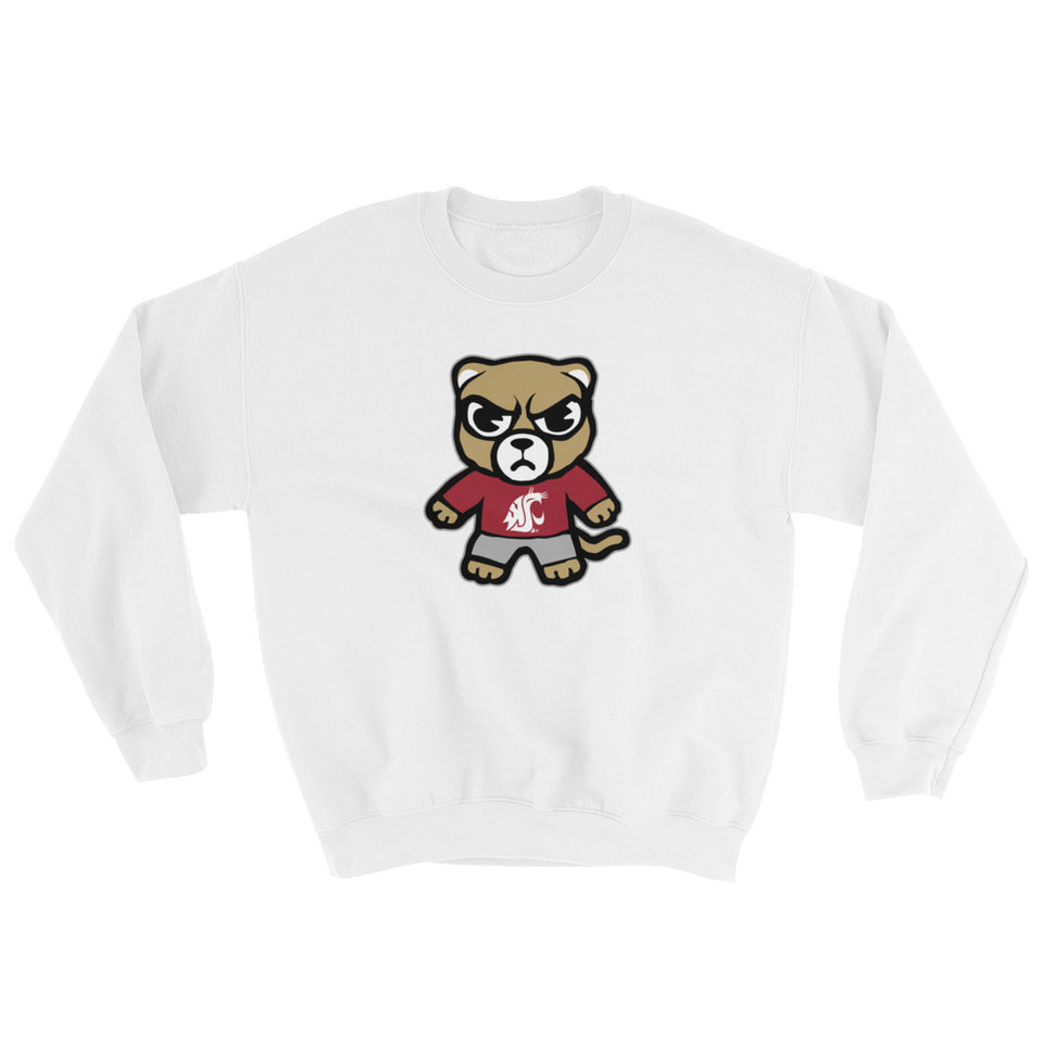 Washington State Unisex Sweatshirt - tokyodachi