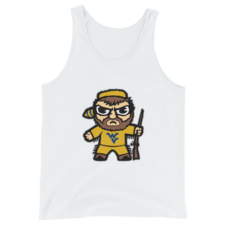 West Virginia Unisex Tank Top - tokyodachi