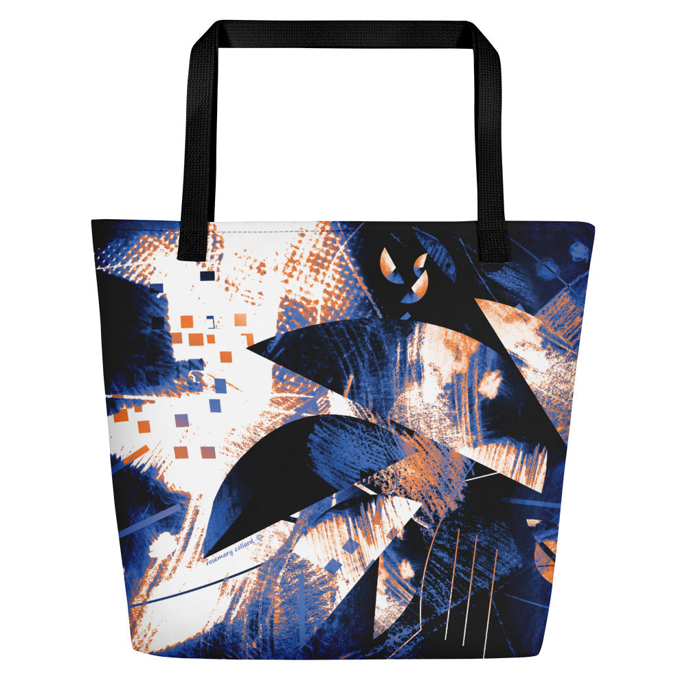 """Flight"" Beach Bag - beARTified"