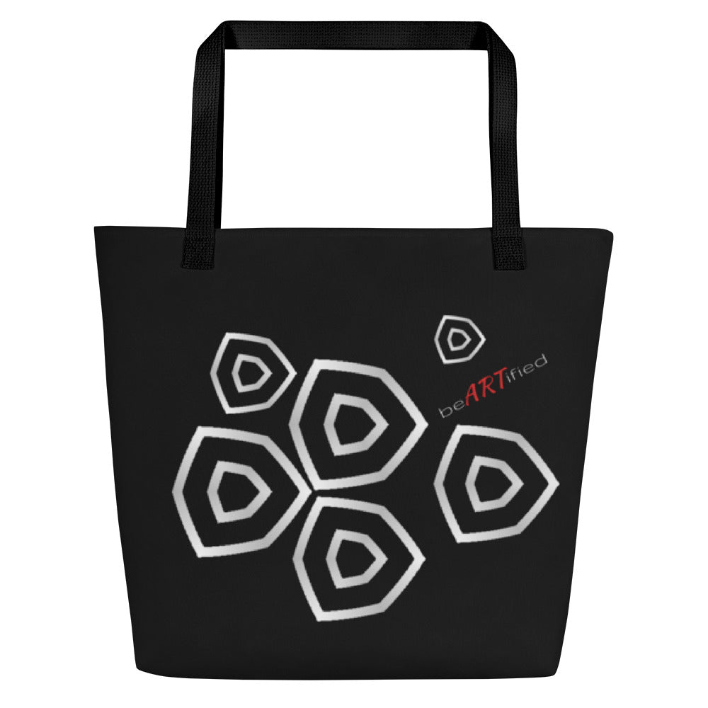 """Chrysler"" Element Beach Bag - beARTified"