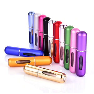 Mini Refillable Perfume Atomizer Bottle for Travel