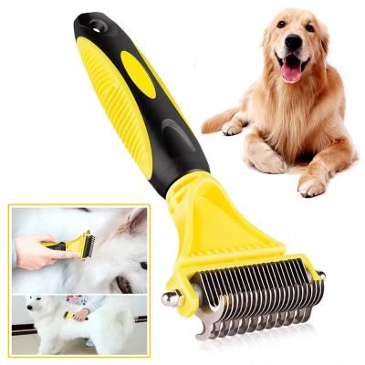 Double Side Pet Grooming Comb