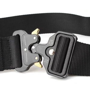 Heavy Duty Military Waist Belt
